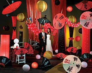 oriental themed events travel to the far east with a one world theme prom prom
