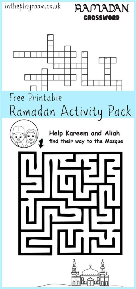 word search ramadan printable 24 best images about ramadan activities for kids on