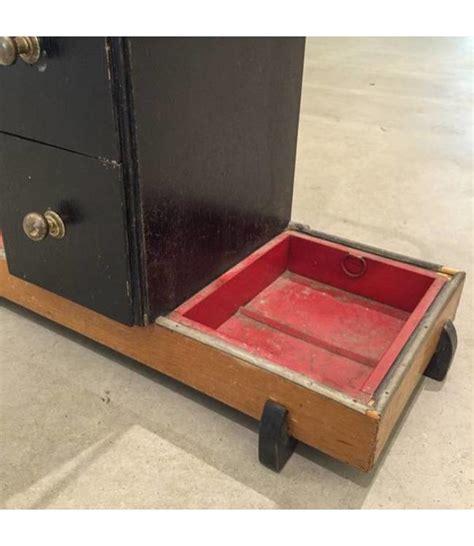 lade vistosi bauhaus hal meubel met lades en paraplustandaard