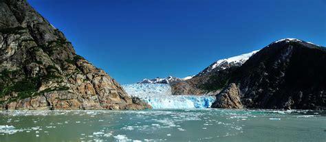 fjord glacier tracy arm fjords glacier cruise canusa