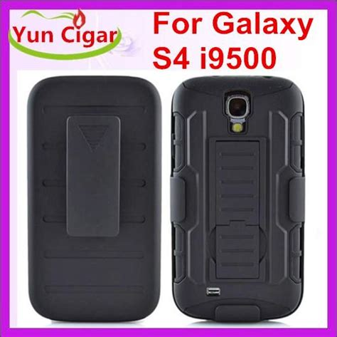 Samsung Galaxy S4 Hardcase Futur Armor With Stand Holster Original cool for samsung galaxy s4 future armor impact hybrid