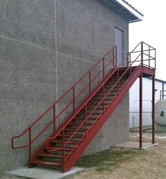 How To Make Steel Stairs by Leesburg Concrete Company Inc Video Amp Image Gallery