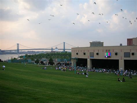 susquehanna bank center lawn seats system of a live 08 02 2012