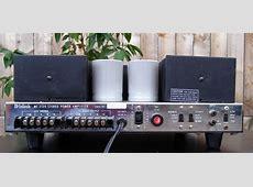 McIntosh MC2120 Power Amp Mac