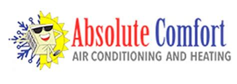 absolute comfort air absolute comfort air conditioning heating inc reviews