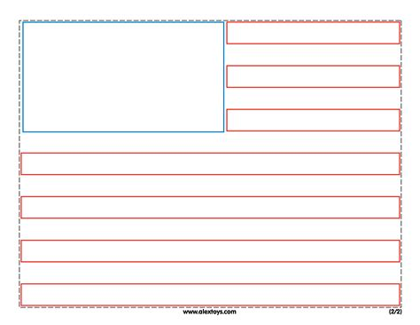 template of usa flag large american flag coloring pages printable large best free coloring pages