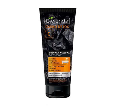 Detox Drink Carbon 20 by Bielenda Carbo Detox Carbon Hair Conditioner 200ml
