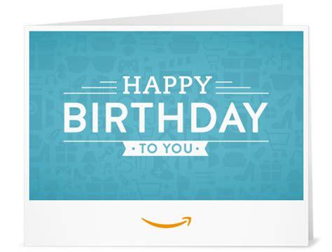 Amazon Ca Gift Card Retailers - amazon ca gift card print birthday icons amazon ca