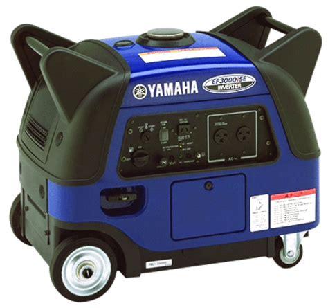 Yamaha 3000w Inverter Generator