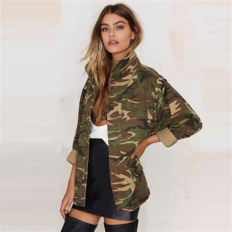 Bj 1664 Green Pattern Thin Jacket compare prices on womens jackets shopping