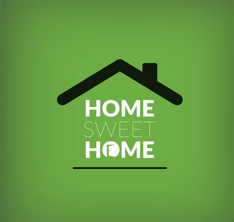 home design vector free download sweet home house logo vector material download free vector