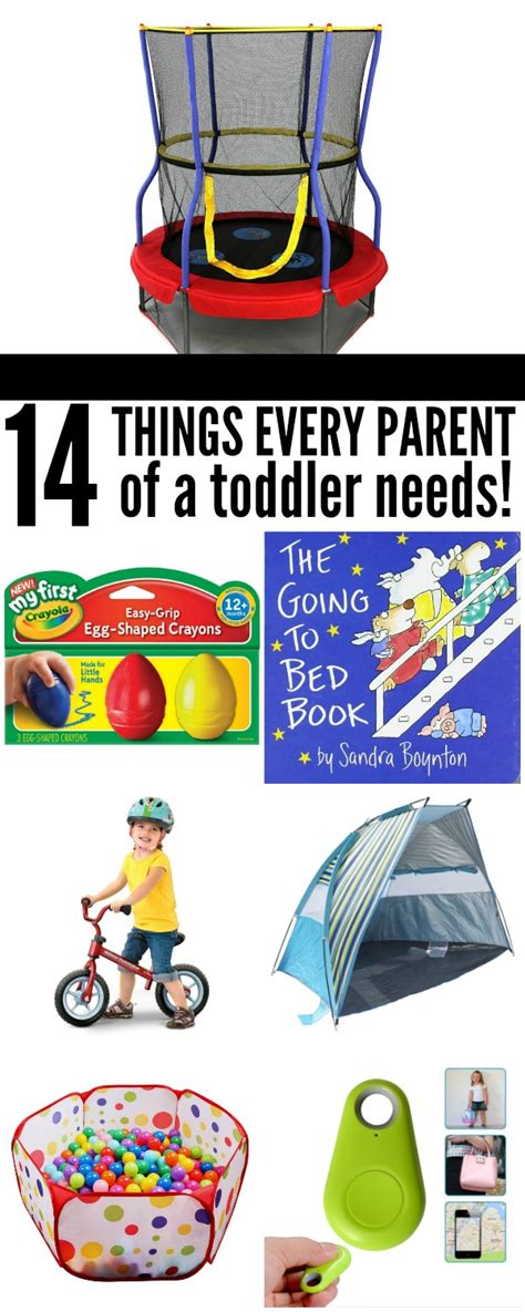 things every home needs 14 things every parent of a toddler needs