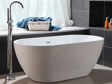 narrow bathtub narrow freestanding bathtub