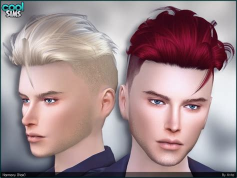 sims 4 male hairstyles anto harmony hair