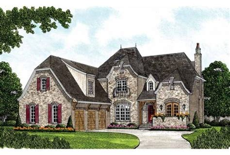 Eplans Chateau House Plan European Inspired Luxury | chateau house photo