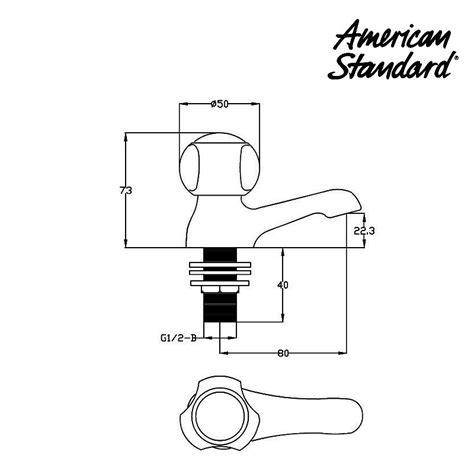 Kran Wastafel American Standard jual kran air wastafel f062c039 berkualitas dan terbaru