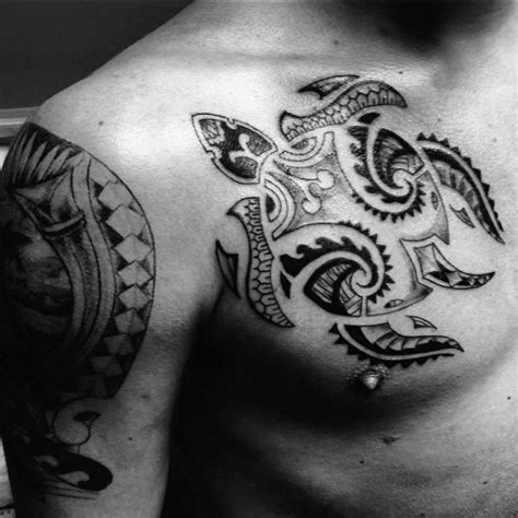 turtle tattoos for men 70 tribal turtle designs for manly ink ideas