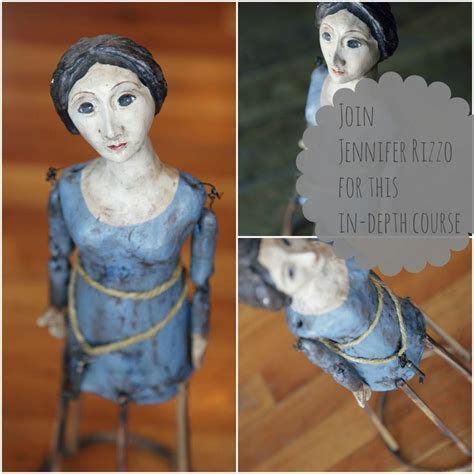 How To Make Paper Clay Dolls - 18 best inspiring dolls images on