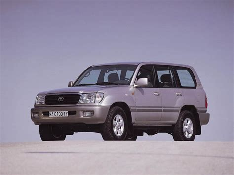 1998 Toyota Land Cruiser 1998 Toyota Land Cruiser 100 Series Review Top Speed