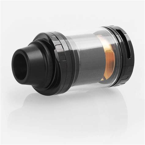 Tigertek Springer X 24 Rda Atomizer Black Clone Termurah authentic tigertek springer s rta black 3 5ml 24mm tank atomizer