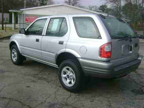 2002 Isuzu Rodeo 2 Door by Sell Used 2002 Isuzu Rodeo S Sport Utility 4 Door 2 2l 5