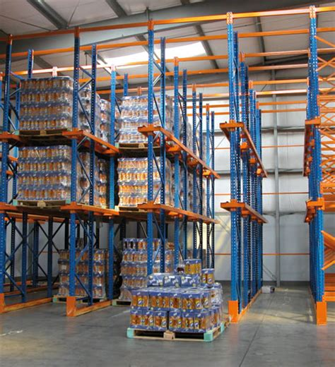 Drive Storage Rack by Drive In Pallet Drive Through Racking System Ntl