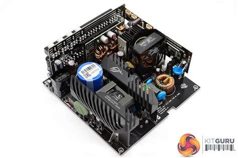 asus rog thor 850w platinum power supply review kitguru part 4