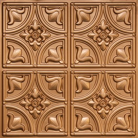 Decrotive Ceiling Tiles by Faux Copper Ceiling Tiles Buy Decorative