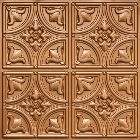 Decorative Ceiling Tiles by Faux Copper Ceiling Tiles Buy Decorative