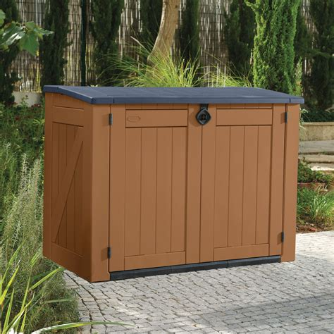 B And Q Plastic Garden Sheds by Plastic Garden Storage Departments Diy At B Q