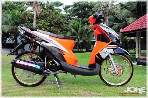 Keranjang Scoopy Thailook modifikasi thai look newhairstylesformen2014
