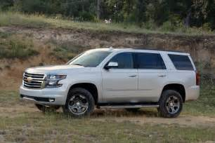2015 chevrolet tahoe z71 review drive gm authority