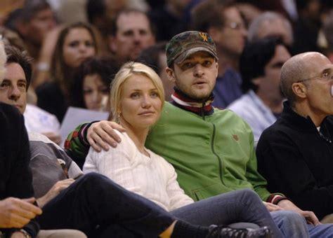 Did Cameron Diaz Flip Out On Justin Timberlake by Biel Recebe Visita Do Marido Justin Timberlake