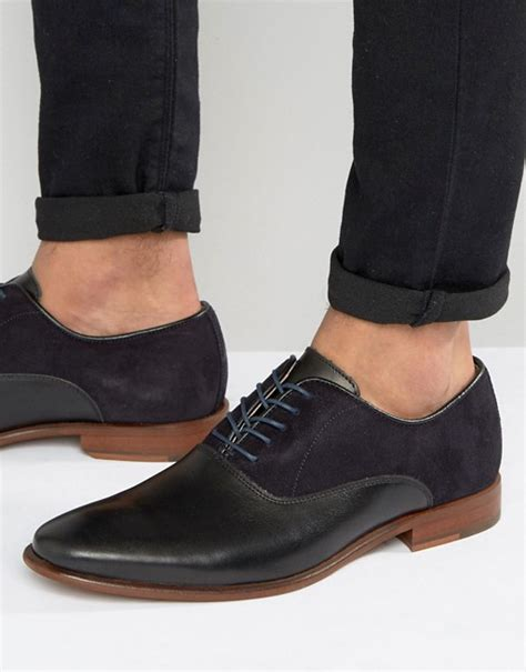 oxford shoes aldo aldo aldo kireviel leather suede oxford shoes