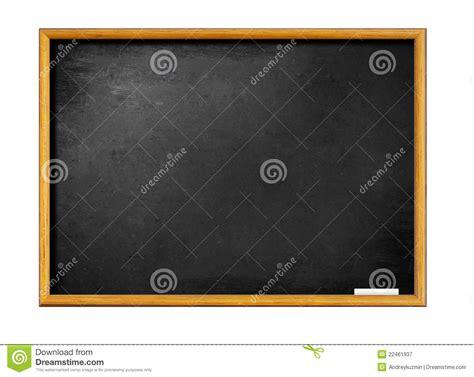 tafel mit holzrahmen leere tafel mit holzrahmen und kreide lizenzfreie