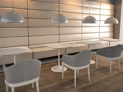 divanetto bar divanetto da bar imbottito scoop collection by alma design