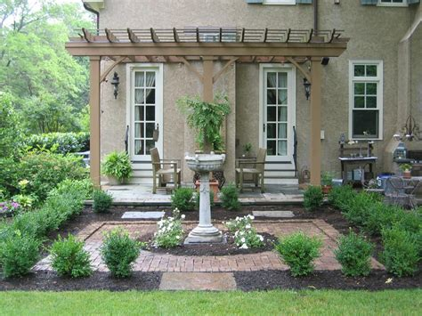 cottage style backyards garden cottage style gardenlandscaping nj landscape old