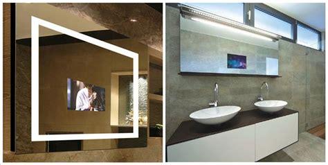 vanity mirror tv mirror for tv waterproof tv bathroom from