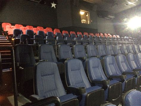 cineplex theatres new lansdowne movie theatre offering in seat food and