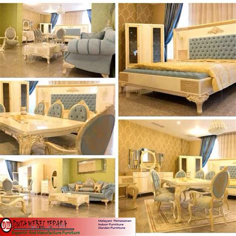 Meja Tunggal Bundar Dm 55cm set furniture rumah mewah duta mebel jepara