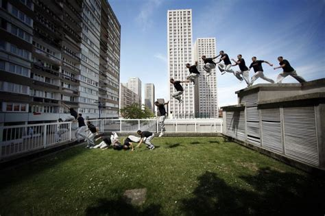 how to be better at parkour parkour learn it options for where to go and how fast