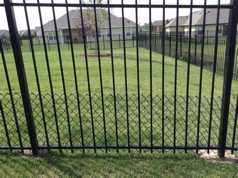 puppy proofing puppy proof wrought iron fence fences design