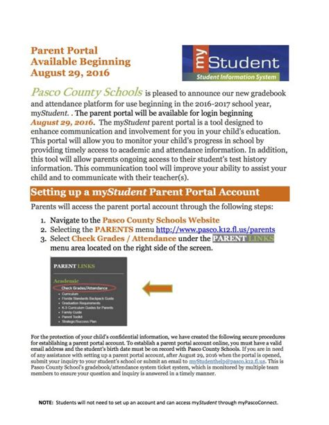 Parent Letter Middle School Parent Letter Charles S Rushe Middle School