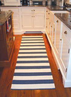 darlarna lina navy blue stripe rug contemporary rugs