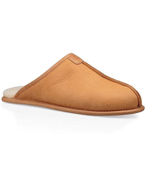 dillards mens slippers ugg 174 180 s thayne slippers dillards