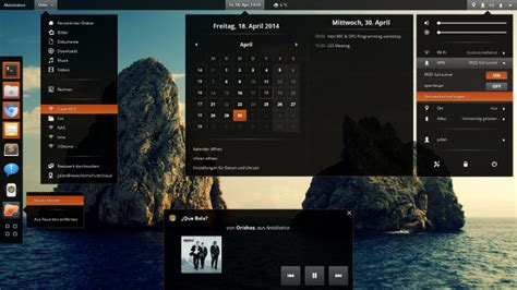 gnome themes ubuntu 14 10 best gnome shell themes for ubuntu 14 04