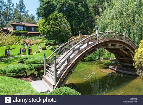 The Huntington Botanical Gardens California San Marino The Huntington Botanical Gardens Japanese Stock Photo Royalty Free
