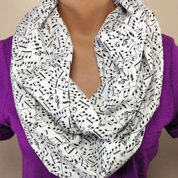 note infinity scarf best note scarf products on wanelo