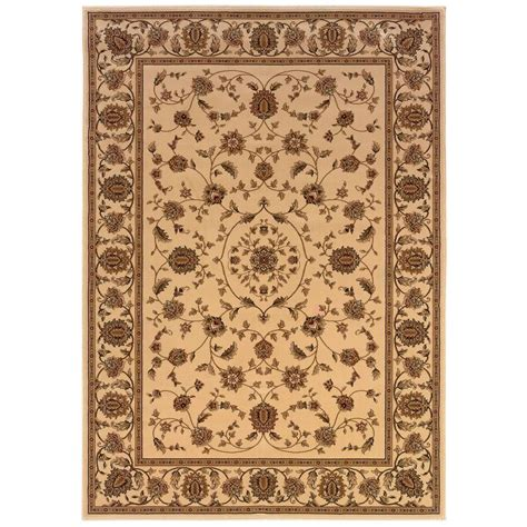area rug 10 x 10 natco kurdamir rockland ivory 7 ft 10 in x 10 ft 10 in area rug 2070wh81h 023 the home depot