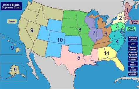 map us circuit courts of appeal united states courts of appeals the free